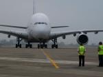 tohkuno563さんが、珠海金湾空港で撮影したエアバス A380-841の航空フォト(飛行機 写真・画像)