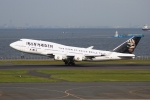 kingmengraiさんが、羽田空港で撮影したエア アトランタ アイスランド 747-428の航空フォト(写真)