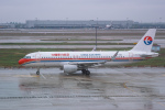 delawakaさんが、上海浦東国際空港で撮影した中国東方航空 A320-214の航空フォト(写真)