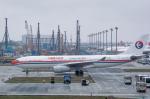 delawakaさんが、上海浦東国際空港で撮影した中国東方航空 A330-243の航空フォト(写真)