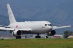 サボリーマンさんが、高知空港で撮影した航空自衛隊 KC-767J (767-2FK/ER)の航空フォト(写真)