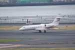 kumagorouさんが、羽田空港で撮影したウィルミントン・トラスト・カンパニー G-IV-X Gulfstream G450の航空フォト(飛行機 写真・画像)