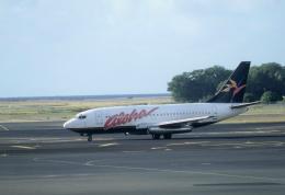 kumagorouさんが、ダニエル・K・イノウエ国際空港で撮影したアロハ航空 737-2S2C/Advの航空フォト(飛行機 写真・画像)