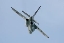 ジョンソンさんが、芦屋基地で撮影した航空自衛隊 T-4の航空フォト(飛行機 写真・画像)
