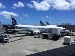 T.Sazenさんが、ダニエル・K・イノウエ国際空港で撮影したアラスカ航空 737-890の航空フォト(飛行機 写真・画像)