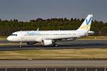 tsubasa0624さんが、成田国際空港で撮影したバニラエア A320-216の航空フォト(飛行機 写真・画像)
