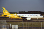 tsubasa0624さんが、成田国際空港で撮影したバニラエア A320-214の航空フォト(写真)