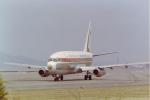JA8037さんが、台北松山空港で撮影した遠東航空 737-247の航空フォト(写真)