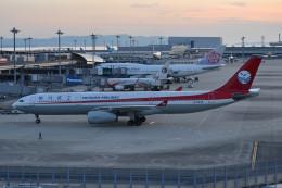Korean Air KEさんが、関西国際空港で撮影した四川航空 A330-343Eの航空フォト(飛行機 写真・画像)