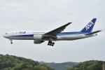 ぶる~すかい。さんが、広島空港で撮影した全日空 777-281の航空フォト(写真)