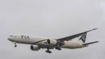 nahatsuki1415さんが、ロンドン・ヒースロー空港で撮影したパキスタン国際航空 777-340/ERの航空フォト(写真)