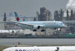 tsubasa0624さんが、羽田空港で撮影したエア・カナダ 787-9の航空フォト(飛行機 写真・画像)