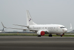 tsubasa0624さんが、羽田空港で撮影した金鹿航空 737-7AK BBJの航空フォト(飛行機 写真・画像)