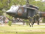 ジャトコさんが、信太山駐屯地で撮影した陸上自衛隊 UH-1Jの航空フォト(写真)