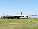 キャッスル航空博物館で撮影されたアメリカ空軍の航空機写真