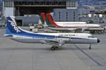 Gambardierさんが、伊丹空港で撮影したエアーニッポン YS-11A-213の航空フォト(写真)