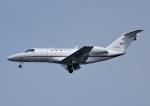じーく。さんが、羽田空港で撮影した国土交通省 航空局 525C Citation CJ4の航空フォト(写真)