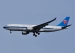 じーく。さんが、羽田空港で撮影した中国南方航空 A330-223の航空フォト(飛行機 写真・画像)