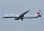 じーく。さんが、羽田空港で撮影したエア・カナダ 787-9の航空フォト(飛行機 写真・画像)