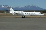 北の熊さんが、新千歳空港で撮影したAVNエアの航空フォト(写真)