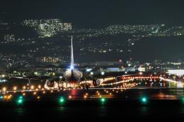 wtb11_ksさんが、伊丹空港で撮影した全日空 737-54Kの航空フォト(飛行機 写真・画像)