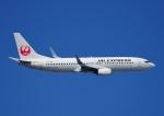 じーく。さんが、羽田空港で撮影したJALエクスプレス 737-846の航空フォト(飛行機 写真・画像)