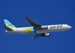 じーく。さんが、羽田空港で撮影したAIR DO 767-33A/ERの航空フォト(飛行機 写真・画像)