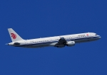 じーく。さんが、羽田空港で撮影した中国国際航空 A321-213の航空フォト(飛行機 写真・画像)