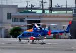 じーく。さんが、東京ヘリポートで撮影した朝日航洋 430の航空フォト(飛行機 写真・画像)