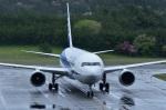 だだちゃ豆さんが、庄内空港で撮影した全日空 767-381の航空フォト(飛行機 写真・画像)