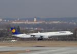 tuckerさんが、ミュンヘン・フランツヨーゼフシュトラウス空港で撮影したルフトハンザドイツ航空 A340-642Xの航空フォト(写真)