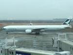511hotakaさんが、新千歳空港で撮影したキャセイパシフィック航空 777-367の航空フォト(写真)