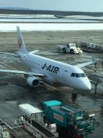 511hotakaさんが、新千歳空港で撮影したジェイ・エア ERJ-170-100 (ERJ-170STD)の航空フォト(写真)
