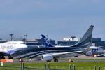 パンダさんが、成田国際空港で撮影したケイマン諸島企業所有 737-7JW BBJの航空フォト(飛行機 写真・画像)