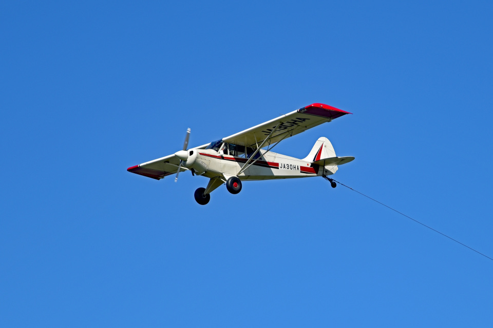 tsubasa0624さんの日本個人所有 Christen A-1 Husky (JA30HA) 航空フォト