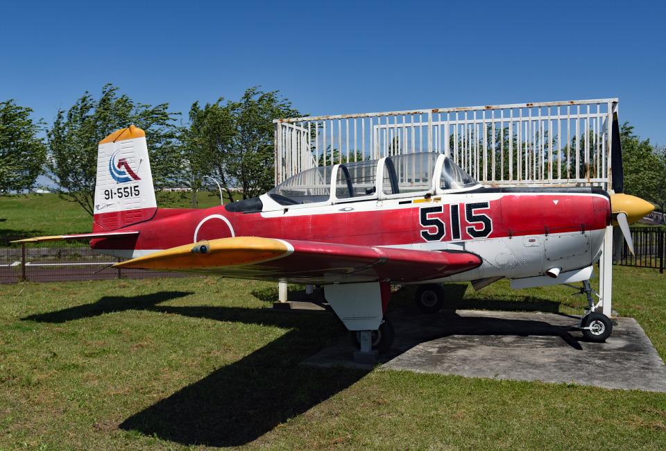 tsubasa0624さんの航空自衛隊 Fuji T-3 (91-5515) 航空フォト
