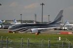 さとちんさんが、成田国際空港で撮影したケイマン諸島企業所有 737-7JW BBJの航空フォト(写真)