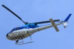 たまさんが、羽田空港で撮影したエクセル航空 AS355N Ecureuil 2の航空フォト(写真)
