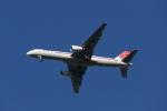 mogusaenさんが、横田基地で撮影したエア・トランスポート・インターナショナル 757-2Y0(C)の航空フォト(飛行機 写真・画像)
