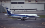 kumagorouさんが、羽田空港で撮影したエアーニッポン 737-281の航空フォト(写真)