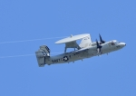 じーく。さんが、厚木飛行場で撮影したアメリカ海軍 E-2C Hawkeyeの航空フォト(飛行機 写真・画像)
