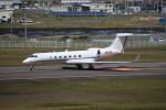 kumagorouさんが、仙台空港で撮影したアメリカ企業所有 G-V Gulfstream V-SPの航空フォト(飛行機 写真・画像)