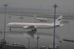 しかばねさんが、羽田空港で撮影したバーレーン王室航空 767-4FS/ERの航空フォト(写真)