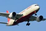 RUSSIANSKIさんが、シンガポール・チャンギ国際空港で撮影したエア・インディア 787-8 Dreamlinerの航空フォト(飛行機 写真・画像)