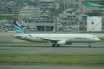 pringlesさんが、福岡空港で撮影したエアプサン A321-231の航空フォト(写真)