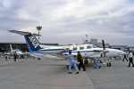 Gambardierさんが、伊丹空港で撮影した全日空 PA-42-720 Cheyenne IIIAの航空フォト(飛行機 写真・画像)