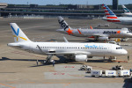 りんたろうさんが、成田国際空港で撮影したバニラエア A320-214の航空フォト(写真)