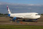 りんたろうさんが、成田国際空港で撮影したメガ・モルディブ・エア 767-3Y0/ERの航空フォト(写真)