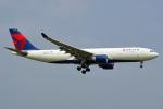 tsubasa0624さんが、成田国際空港で撮影したデルタ航空 A330-223の航空フォト(飛行機 写真・画像)