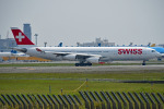 tsubasa0624さんが、成田国際空港で撮影したスイスインターナショナルエアラインズ A340-313Xの航空フォト(写真)